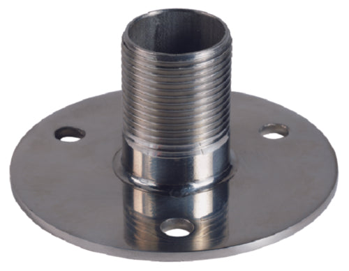 "Shakespeare Antenna Low-Profile Flange Mnt 1"" S/S 4710"
