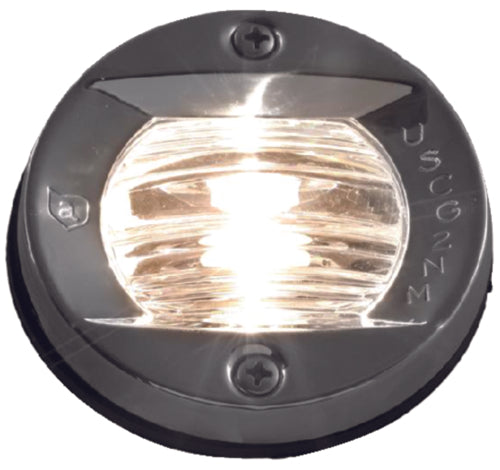 "Attwood Transom Light Round Surface Mnt 3"" S/S 6356D-7"