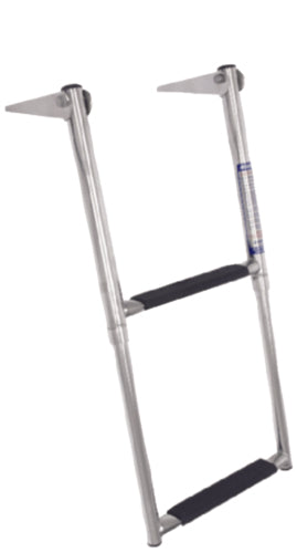 Windline Telescoping Ladder Over Platform 2-Step TDL-2X