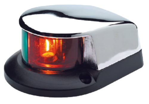 "Seachoice LED Bi-Color Bow Light 4"" Chrome 50-02021"