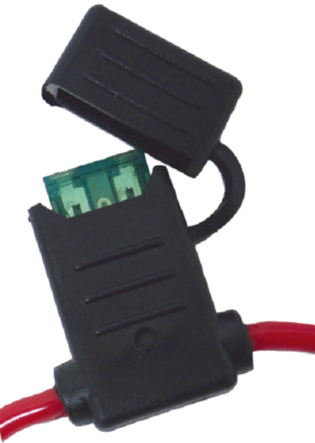 Seachoice Fuse Holder In-Line ATO/ATC 10amp 50-12761