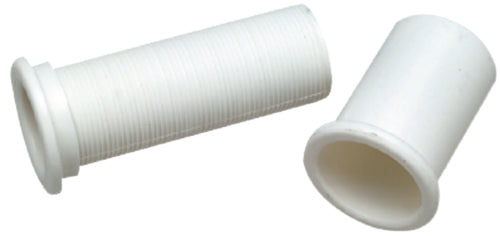 "Seachoice Splashwell Drain Tube 1-1/2"" White 50-19131"