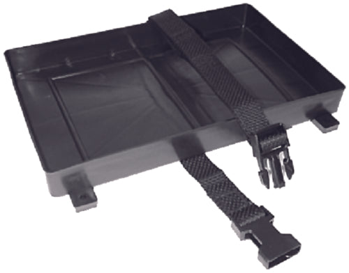 Seachoice Battery Tray w/Hold Down Strap 27 Series 50-22051