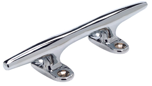 "Seachoice Hollow Base Cleat 6-1/2"" Chrome Ea 50-30311"