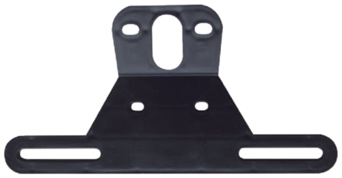 Seachoice Trailer License Plate Bracket Black 50-51811