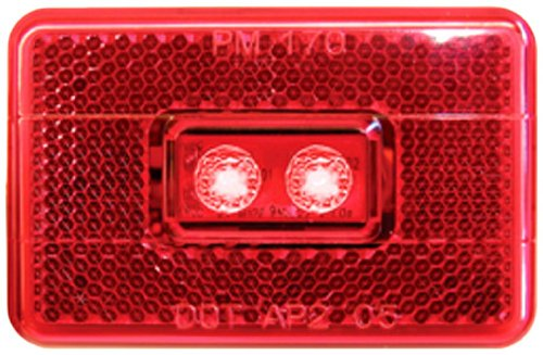 Anderson Red Led Clearance Light V170R