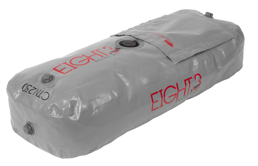 Eight.3 - Telescope - Locker/Seat Ballast - Tube Sac - 360lbs - Silver