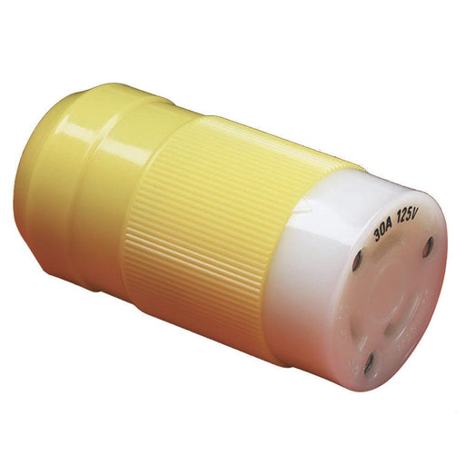 Marinco Shorepower Female Connector 305CRCN