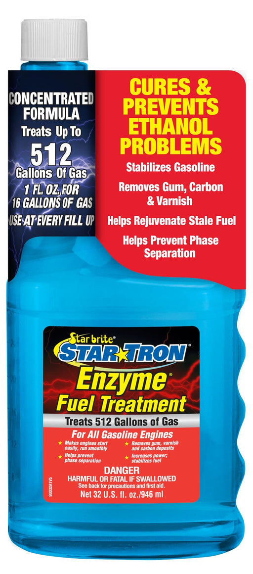 Starbrite Star Tron Gas Additive 32oz 93032