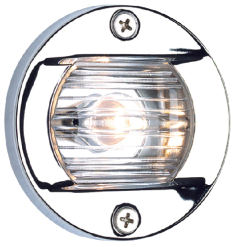 Seachoice Transom Light Round Flush Mnt S/S 50-05381