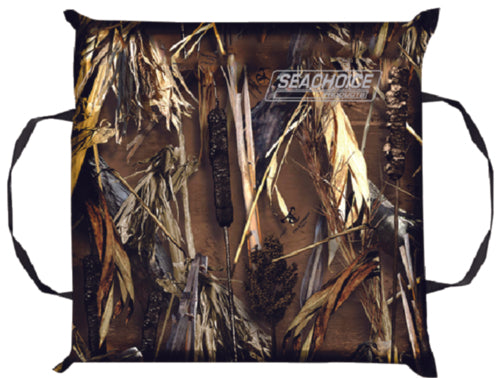 Seachoice Type IV Safety Throw Cushion Camoflauge 50-44910