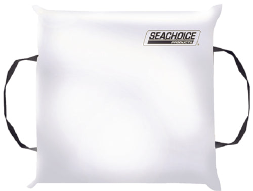 Seachoice Type IV Safety Throw Cushion White 50-44920