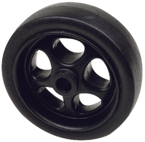 "Seachoice Trailer Jack Wheel 6"" Black Only 50-52070"