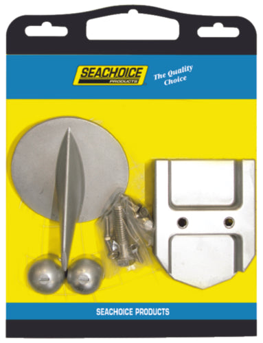 Seachoice Aluminum Anode Kit Mercury Alpha I(1983-90) 50-95001