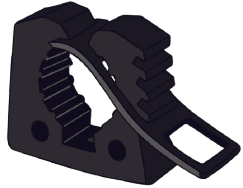 "Davis Quick Fist Clamps 7/8 to 2-1/4"" Pr 540"