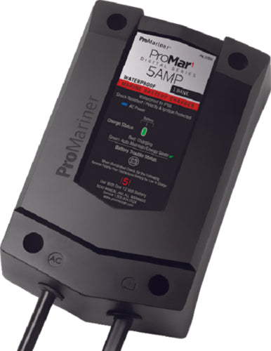 ProMariner ProMar1 DS Battery Charger 5amp/1 Bank 31505