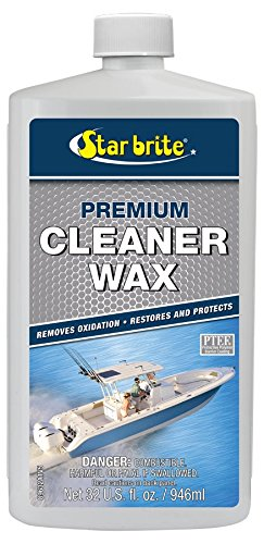 Starbrite Cleaner/Wax-Prem One Step 32Oz 89632