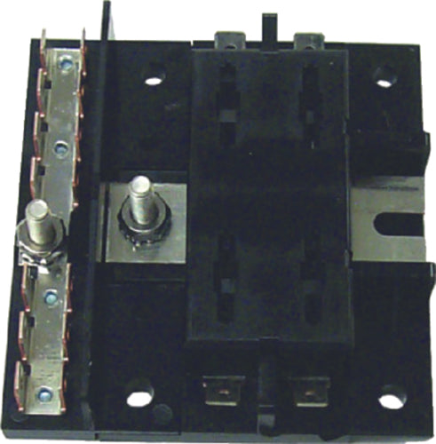 Sierra Fuse Block ATO/ATC w/Out Ground Bar 4 Gang FS40430
