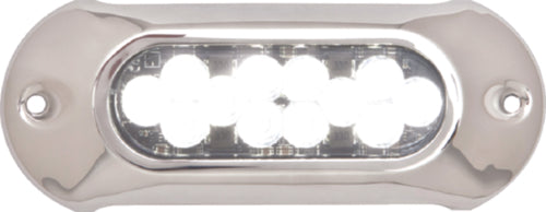 "Attwood LED LightArmor Underwater Light 6"" White 65UW12W-7"