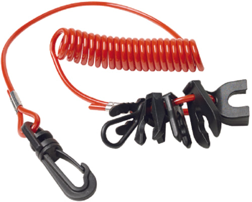 Seachoice Kill Switch 7 Keys w/Lanyard 50-11671