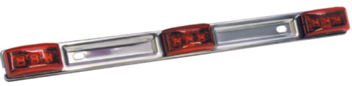 Wesbar LED ID Light Bar S/S 401567