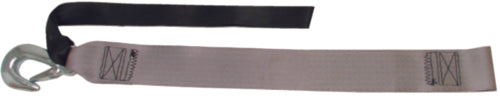 "Boat Buckle PWC Winch Strap w/Loop End 2""x15ft F14216"