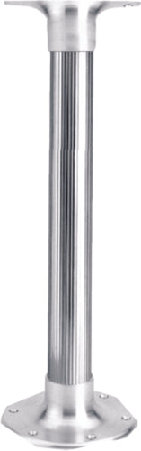 "Garelick Fluted Taper Stanchion Post Only 9.25"" 75344"