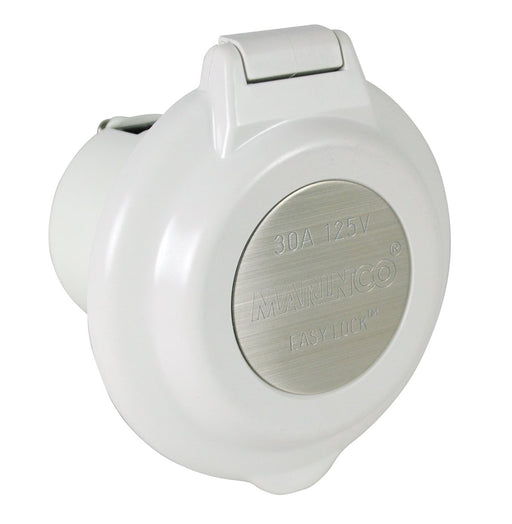 Marinco Shorepower Contoured Power Inlet 304ELB