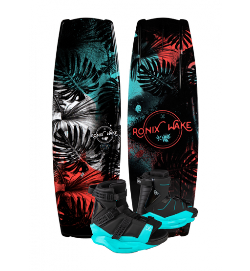 Ronix Krush Wakeboard Package | Halo Boot | 2021