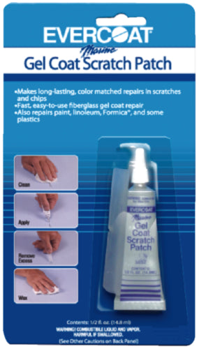 Evercoat Scratch Patch Buff White 0.5oz 105653