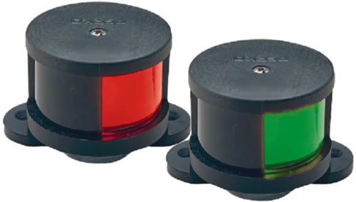 Perko Side Lights Base Down Black Pr 1601-DP0-BLK