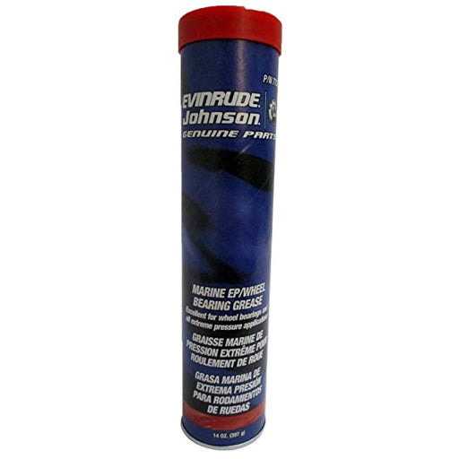 Evinrude Johnson Extreme Pressure Wheel Bearing Grease 14oz 0775778