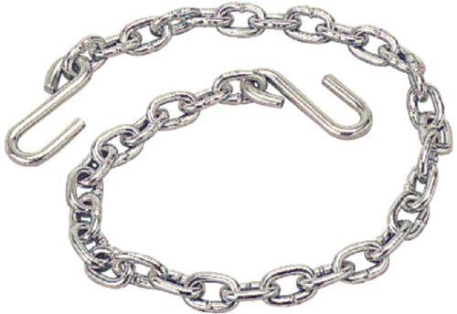 "Trailer Safety Chain 1/4""x44-1/2"" 752010-1"
