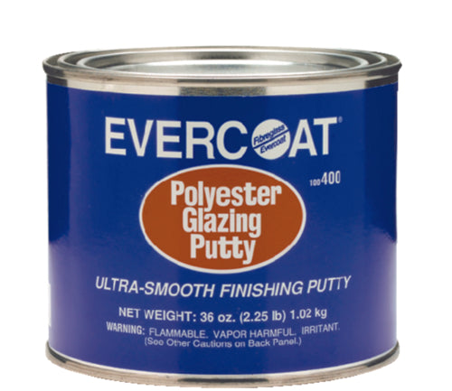Evercoat Polyester Glazing Putty 20oz 100400