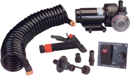 Johnson Aqua Jet Washdown Pump Kit 3.5gpm 64535