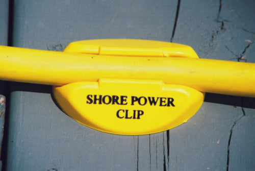 Dock Edge Shorepower Cable Clips 30amp 4-Pak 91-200-F