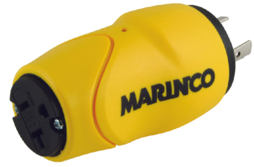 Marinco Shorepower EEL Straight Adapter S-2015