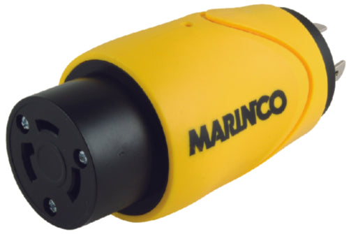 Marinco Shorepower EEL Straight Adapter S2030