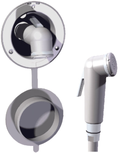 "Whale ""Swim 'N' Rinse"" Compact Shower RT3000"