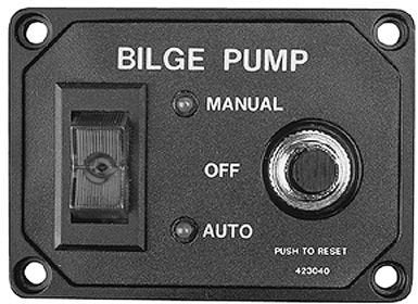 Seadog Bilge Pump Switch w/Circuit Breaker 423040-1
