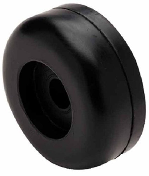 "Seachoice Roller End Cap 3-1/2"" Black 50-56400"