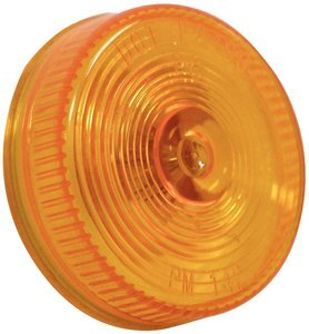 Anderson Clearance/Side Marker Lens Only Amber 142A
