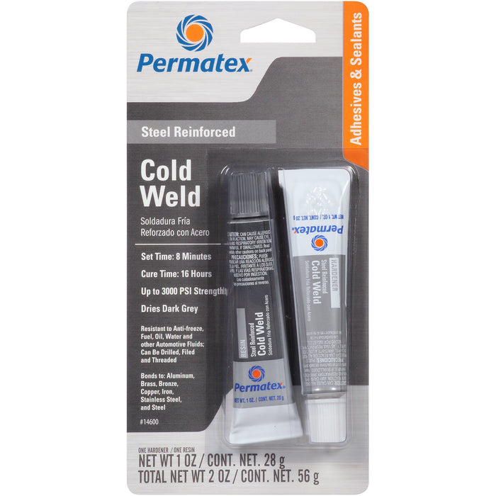 Permatex Cold Weld Bonding Compound 1oz 14600