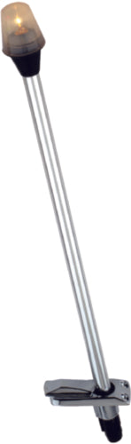 "Attwood Stowaway Light Pole 30"" w/Plug-In Base 7100B-7"