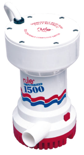 Rule Auto Bilge Pump 1500gph 51S