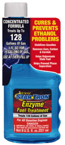 Starbrite Star Tron Gas Additive 8oz 93008