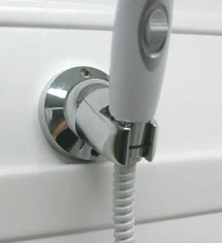 Camco Shower Head Adjustable Mnt Only 43719