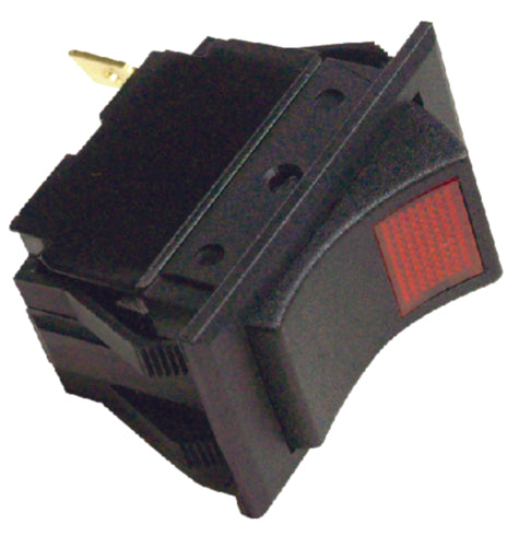 Seachoice Rocker Switch On Red/Off 50-12421