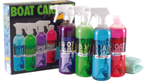 Babes Boat Care Kit BB7500