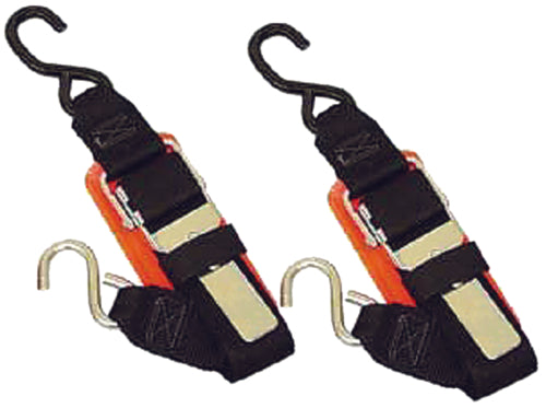 Epco Padded Transom Tie Downs 2''x4ft Pr BTDTP4